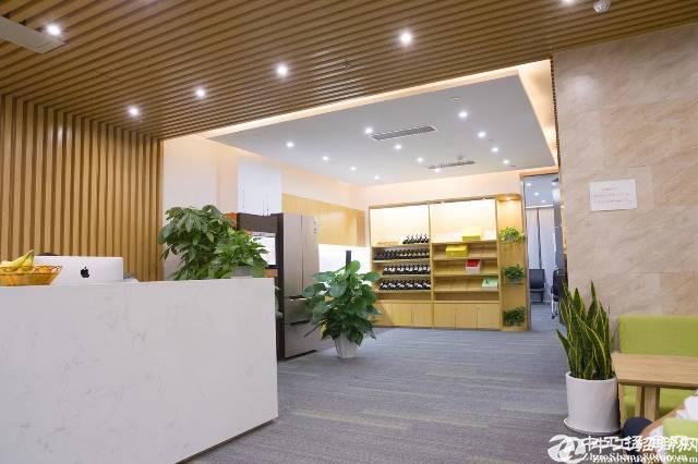 黄埔大沙地铁口创客园新出楼上500平精装修厂房出租