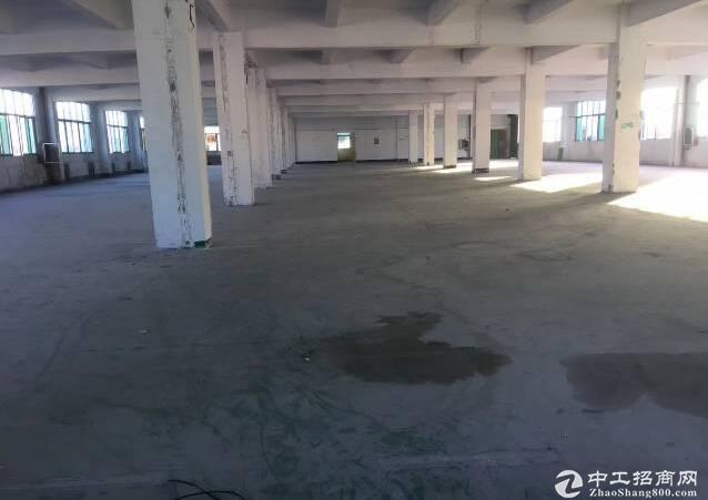 深圳原房东独门独院厂房6600平方无公摊可租可售