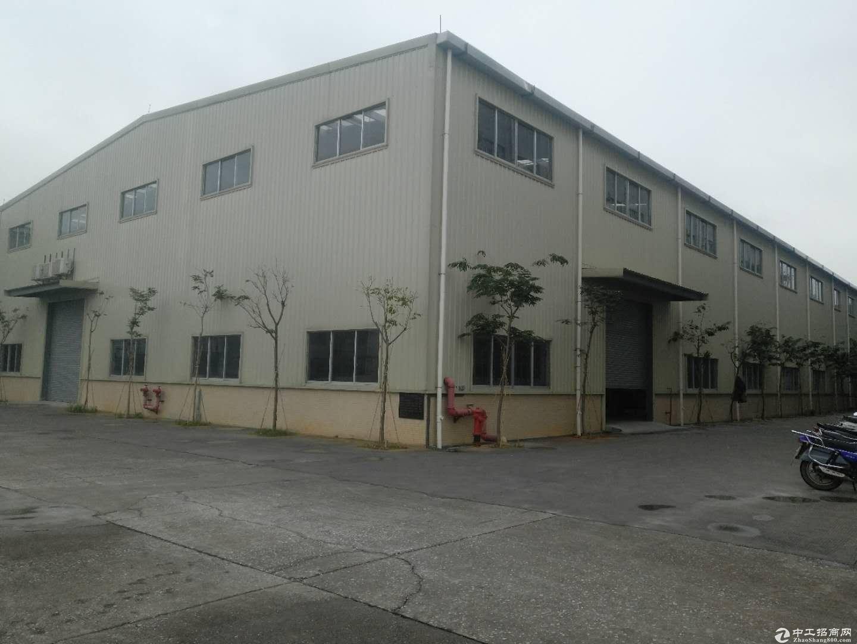 佛山双证齐全厂房及土地使用权转让占地18859平方米建筑15400平