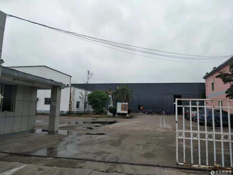 中山双证齐全厂房及工业用地出售