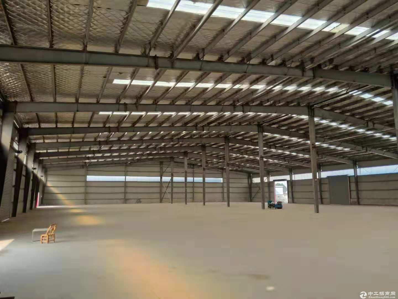 阳逻管委会2000平米独栋高品质一体厂房,层高14米,可生产加工