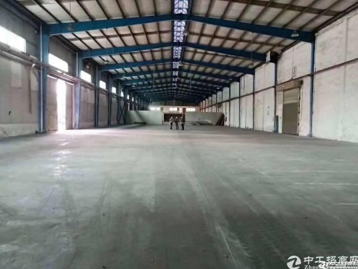 坂田厂房]龙岗新出10米高钢构4000平出租大小可分租