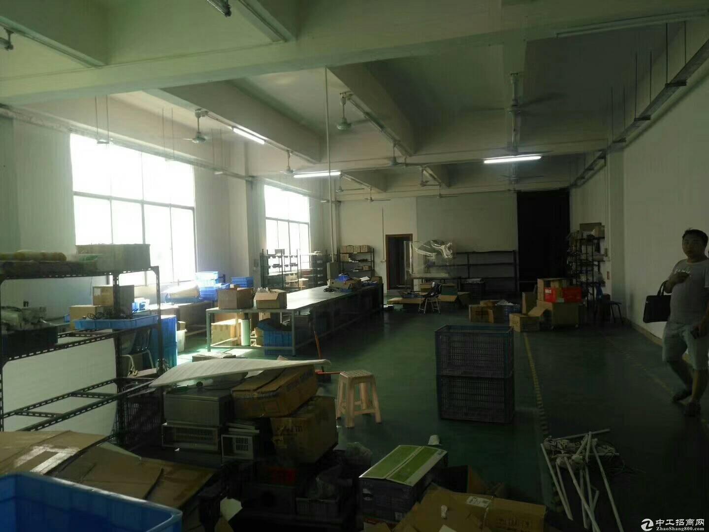 布吉李朗独院,750平方厂房 适合生产 办公 展厅