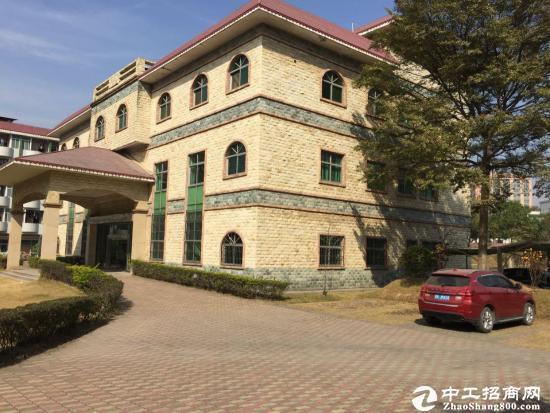 大岭山40年独院标准高5米厂房出售