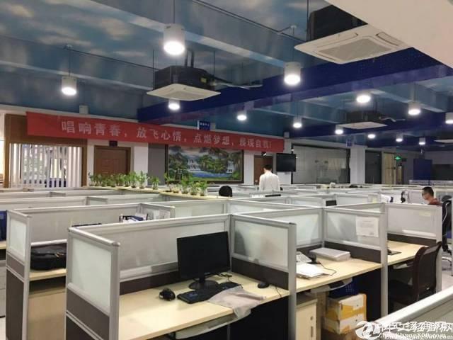 石岩南光高速口新出730平楼上厂房(带精装修)