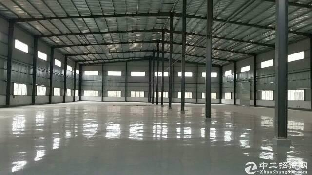 横岗新出物流仓6000平米,带卸货平台,空地大