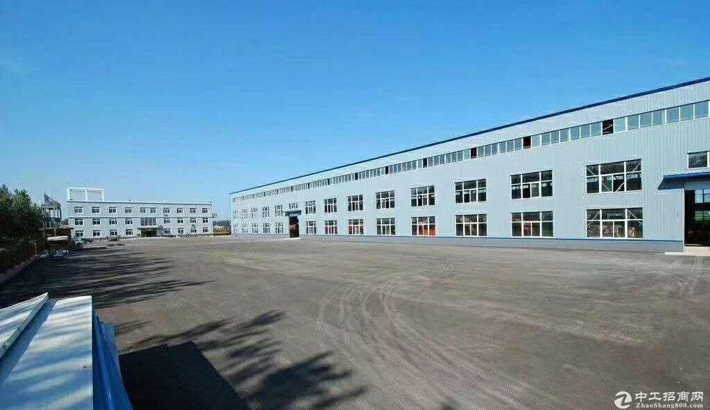 横岗新出物流仓6200平米,带卸货平台,空地大