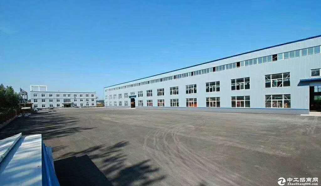 横岗新出物流仓6100平米,带卸货平台,空地大
