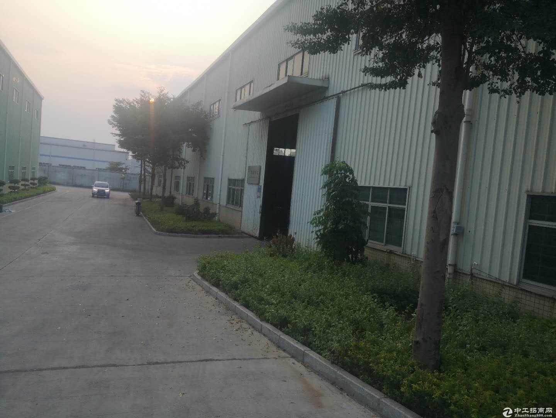 坪山 坑梓秀新新出钢结构厂房650平米出租
