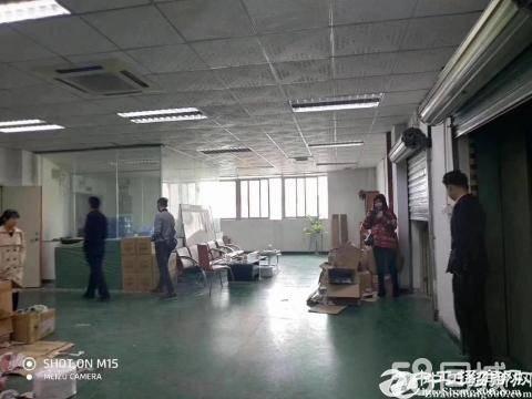 坪山六联新出2楼950平厂房带装修出租