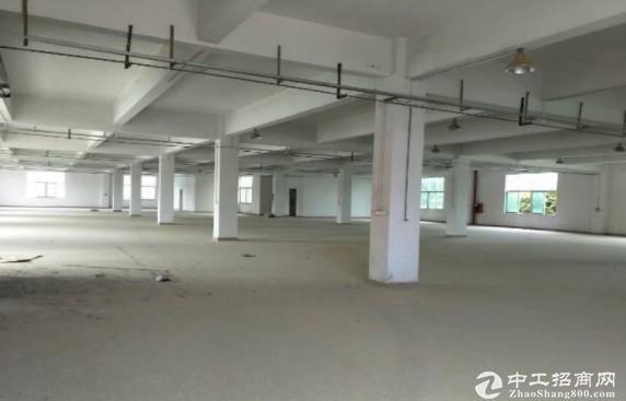 坪山工业区独院厂房6100平方便宜出租