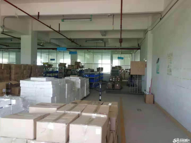 ) 布吉大芬生产仓库办公写字楼出租,园区总面积5万平米
