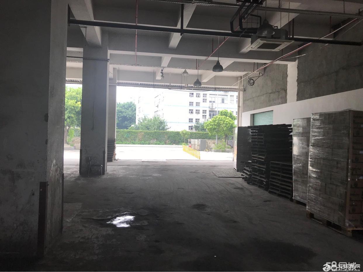 布吉大芬东大街新出4000平方厂房招租