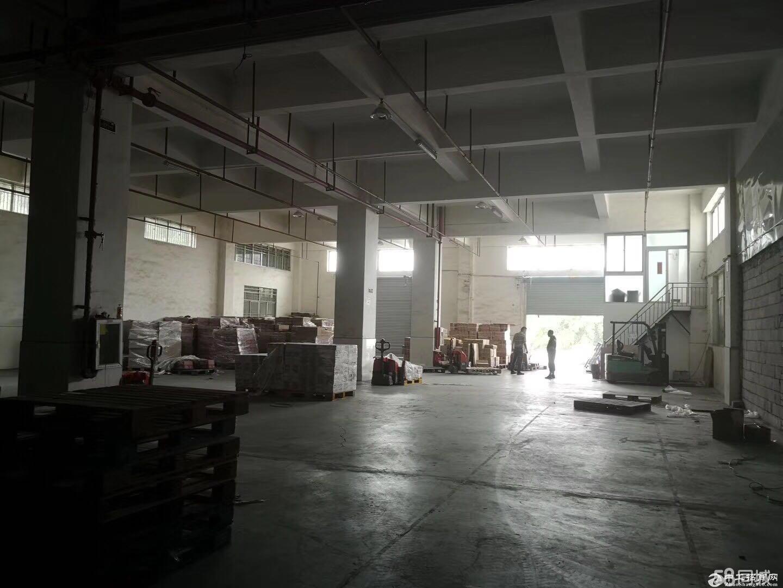 临近金鹏物流一楼1418平方厂房物流带货台柜仓库,/食品中转