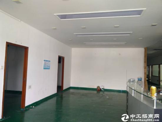 西丽关口新出独院1/4层6000平米厂房出租.