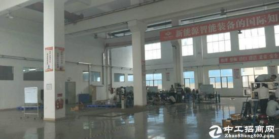 坑梓金沙标准一楼2300平米出租滴水9米带16吨行车免费用(精装修