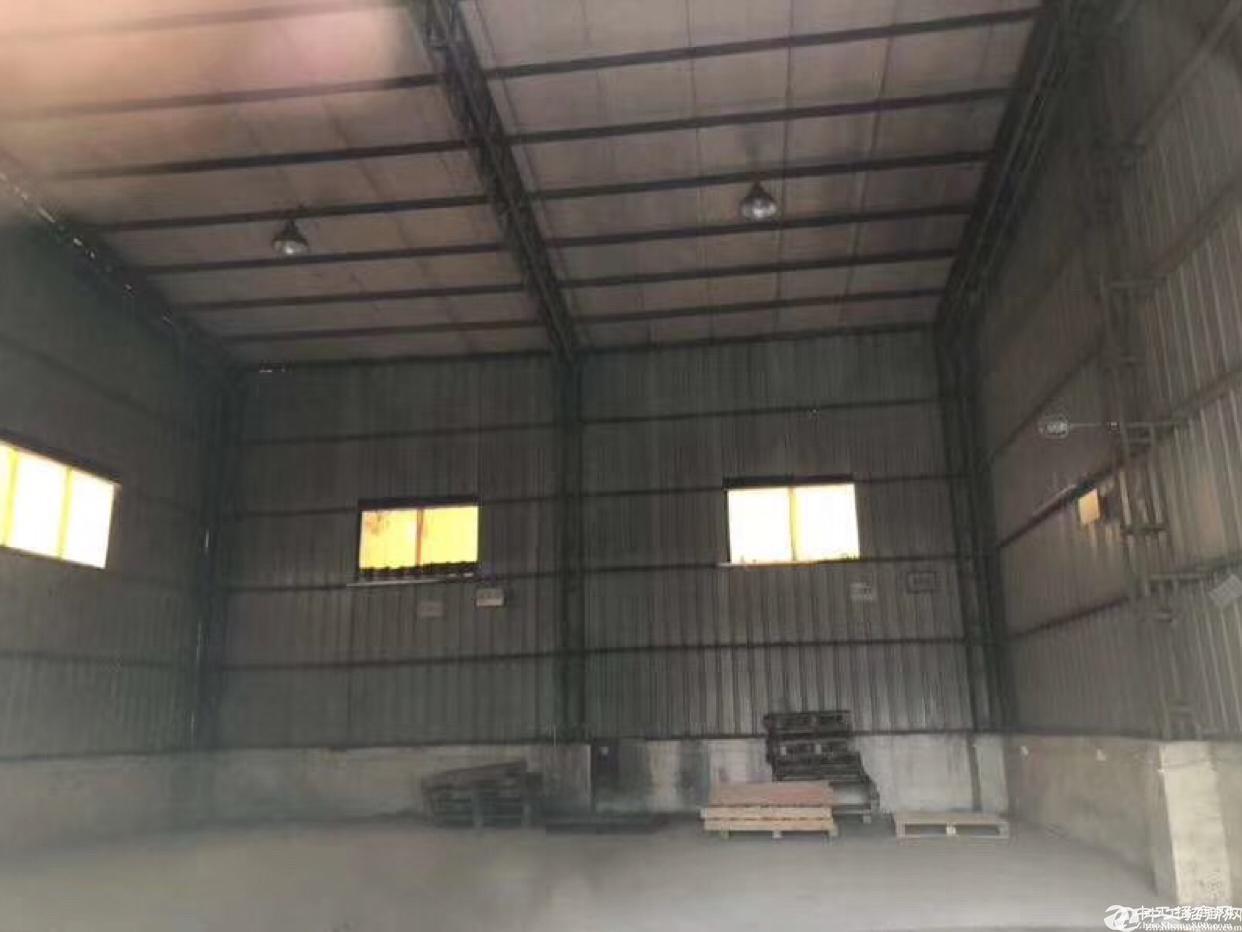布吉李朗超高钢构280平出租.