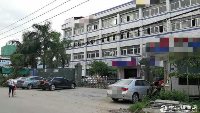 东莞大岭山占地13687.9㎡建筑11800㎡厂房出售-图2