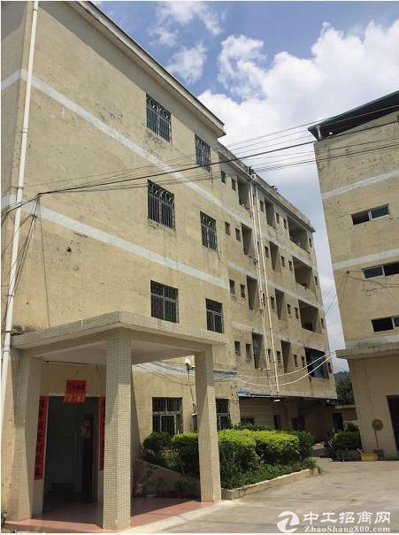 谢岗镇占地 5000 ㎡ 建筑 6500 ㎡村委合同厂房出售
