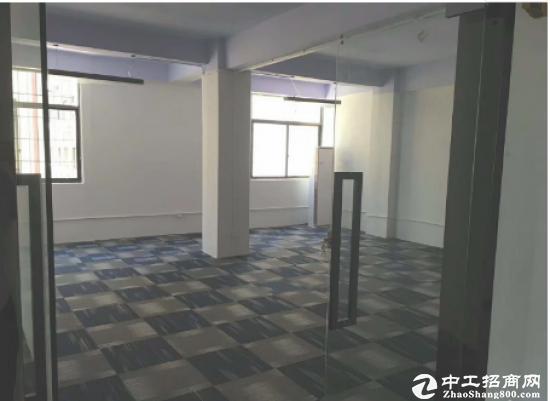 坂田五和地铁口园中园精装办公室,60平起租 苏式园林环境