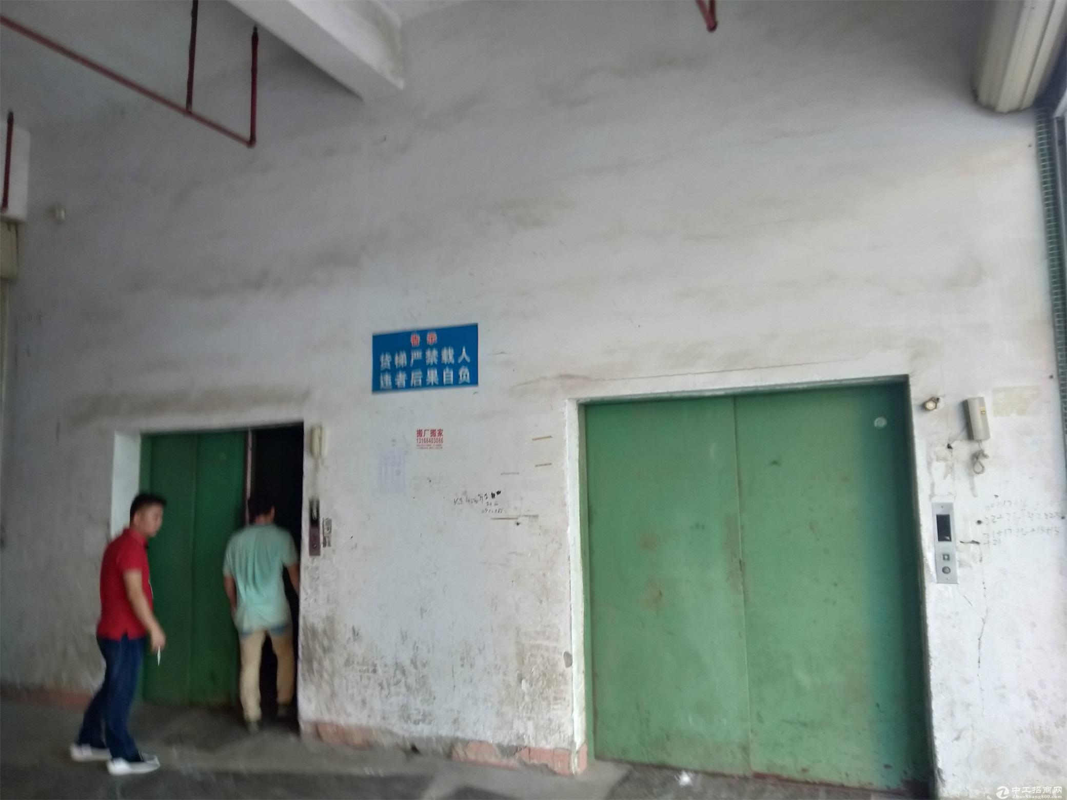 布吉丹竹头地铁站3000平方一楼出租大小可分