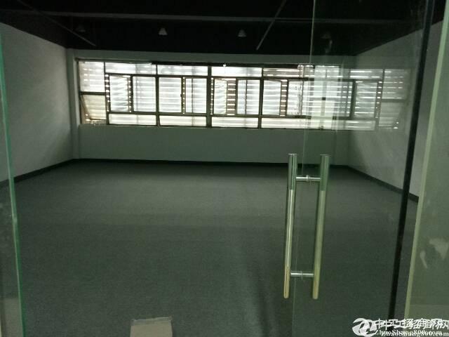 坂田地铁口附近新出独栋厂房4000平方,可分租