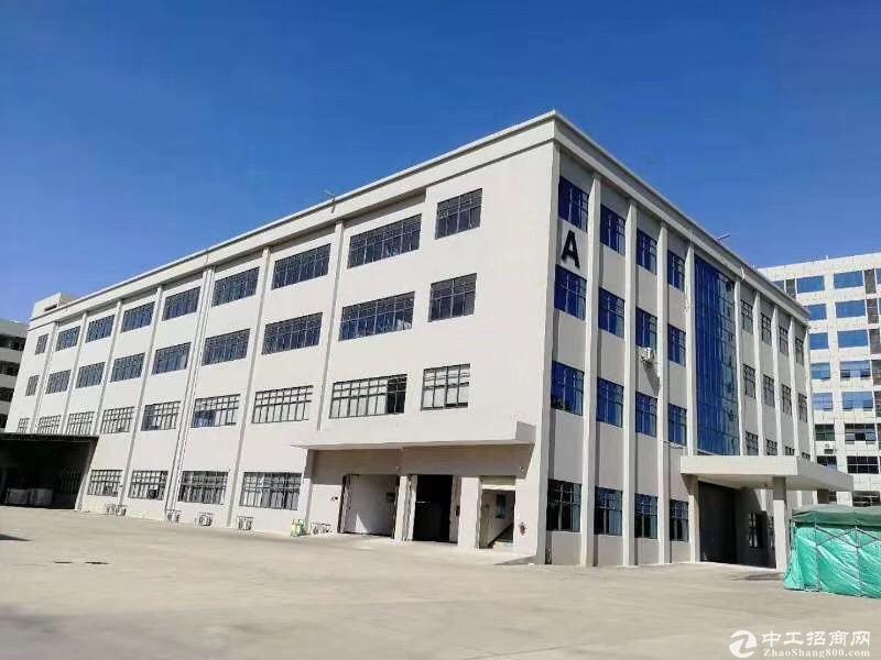 标签:工业园漂亮、交通好。龙华观兰红本工业出售,建面30046平方