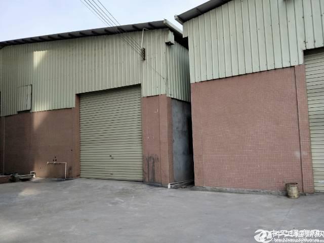 长安新民900平方米原房东钢构厂房出租,只租18块/平,实际面积
