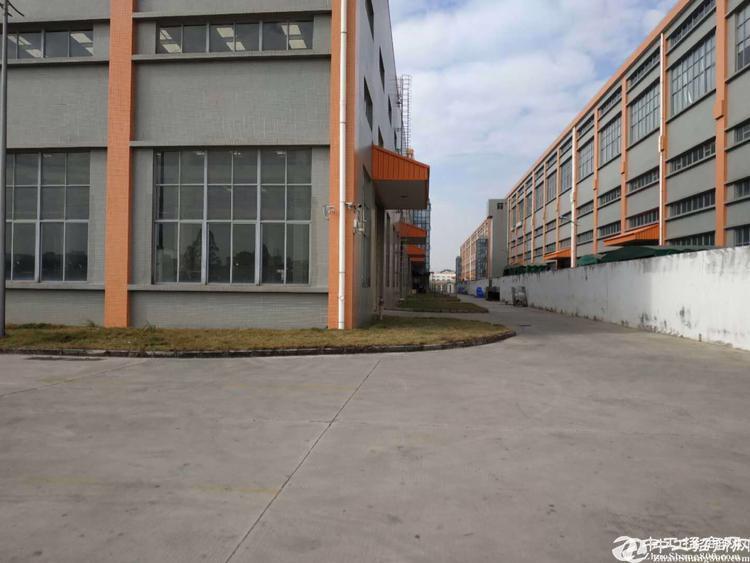 坪山坑梓15米高 独栋钢结构厂房50000平米 急租
