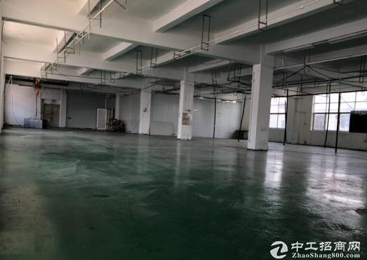 坪山 原房东独门独院厂房出租6220平无公摊有消防