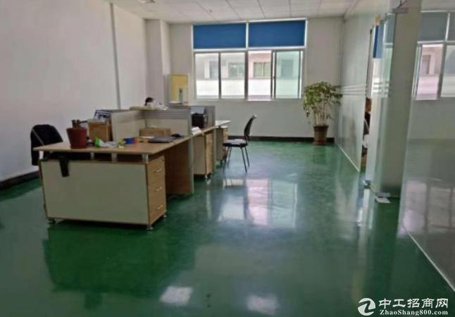 (出租) 平湖辅城坳印刷工业园带办公室装修1500平方标准