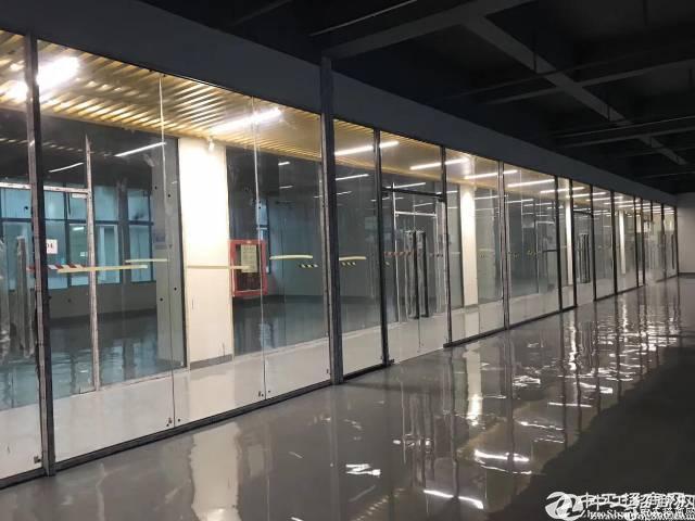 坂田五和厂房整层2300平方出租
