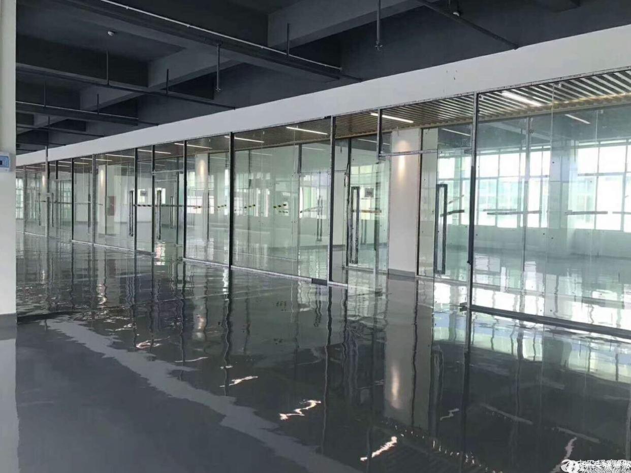 坂田五和带装修厂房单层2300平方出租