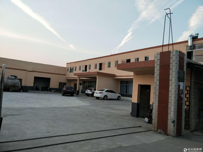 沙田镇原房东工业园新出一楼1300平厂房