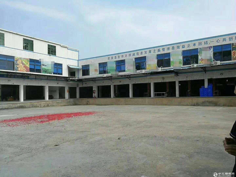 平湖清平高速出口一楼物流仓库出租9800平米
