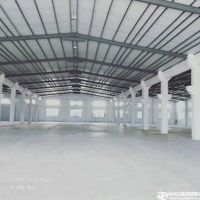 惠州博罗花园式独门独院空地超大单一层招租