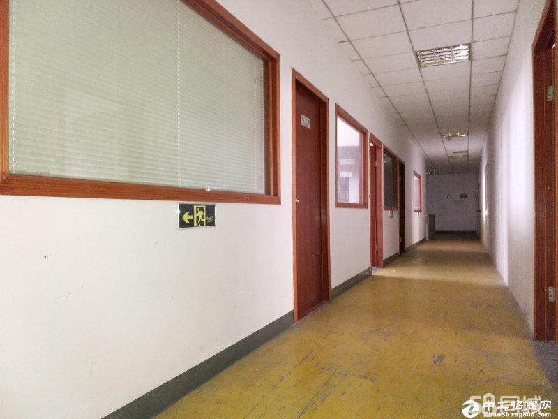 平湖山厦社区天华街新空出一楼540平标准厂房招租