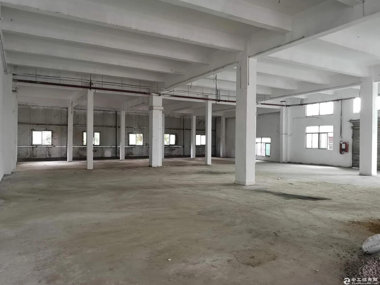 标准一楼厂房1150平米,27元,适合仓库类