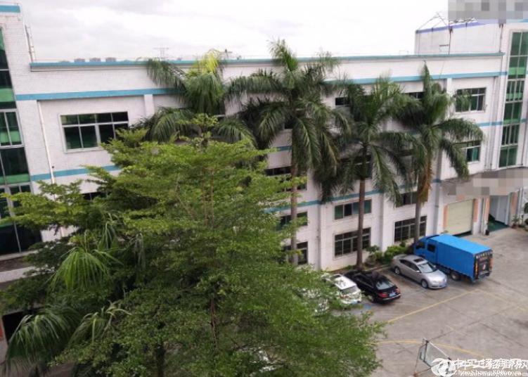 东莞总建筑12000平方米厂房出售-两套独院在一起