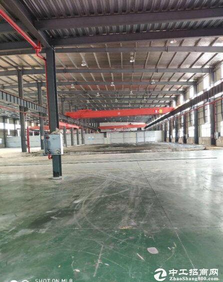 500~30000钢构厂房可分租 常福工业园厂房平价出租
