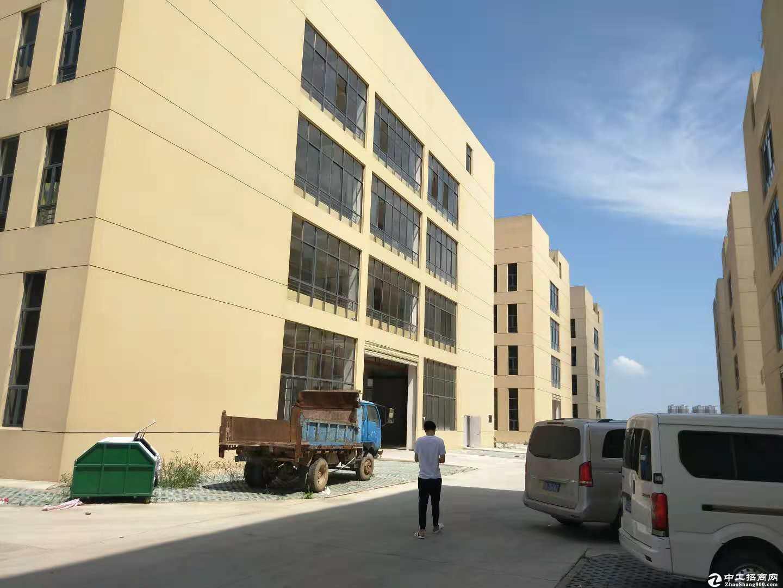 武汉东西湖走马岭食品产业园独栋标准厂房出租出行方便