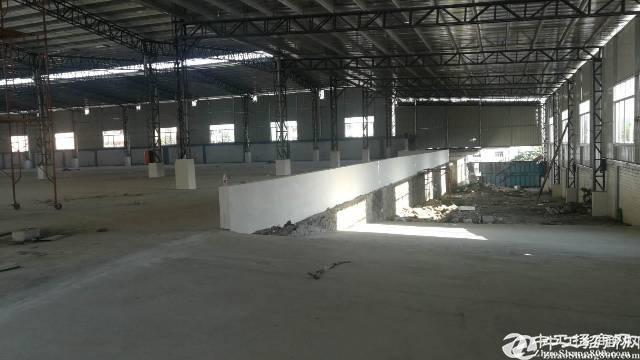 横岗六约社区大型钢构2万平方出租大小分租