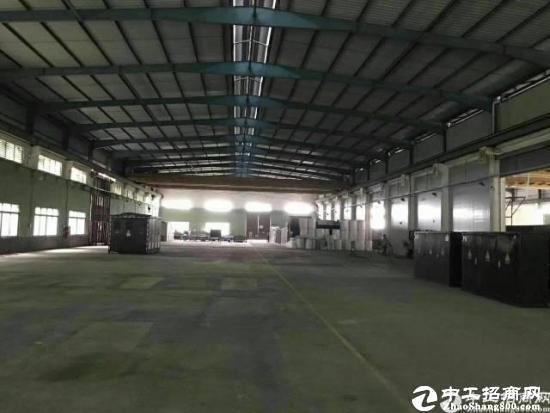龙岗高速路口6万平方红本钢构厂房滴水10米高1000平方起分