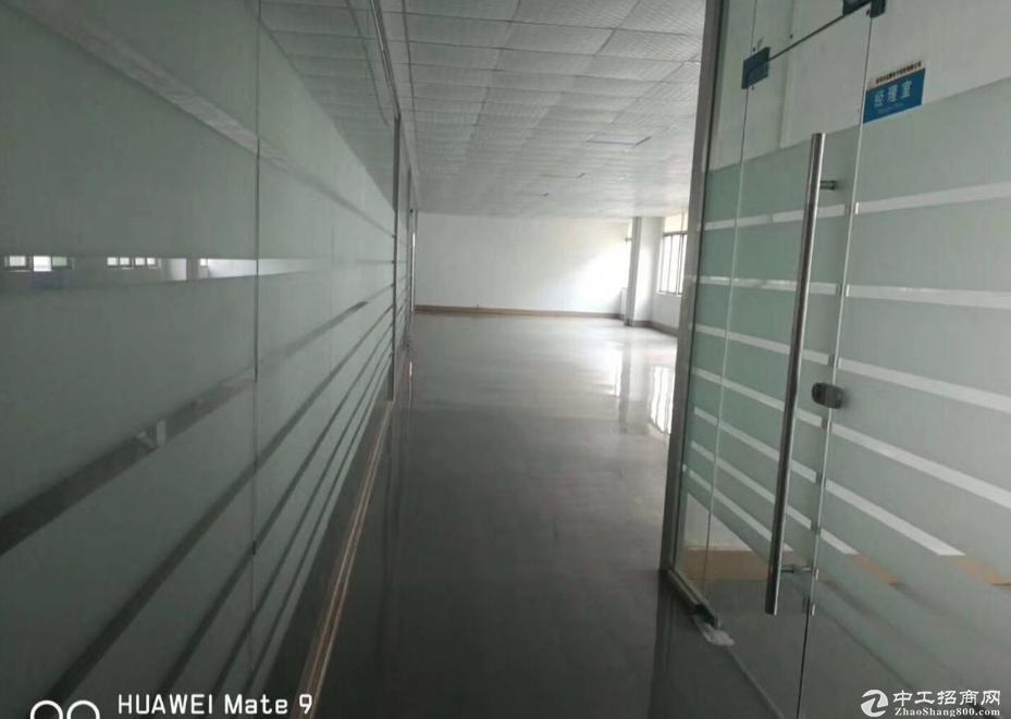 横岗荷坳地铁站原房东独院4800平米厂房出租