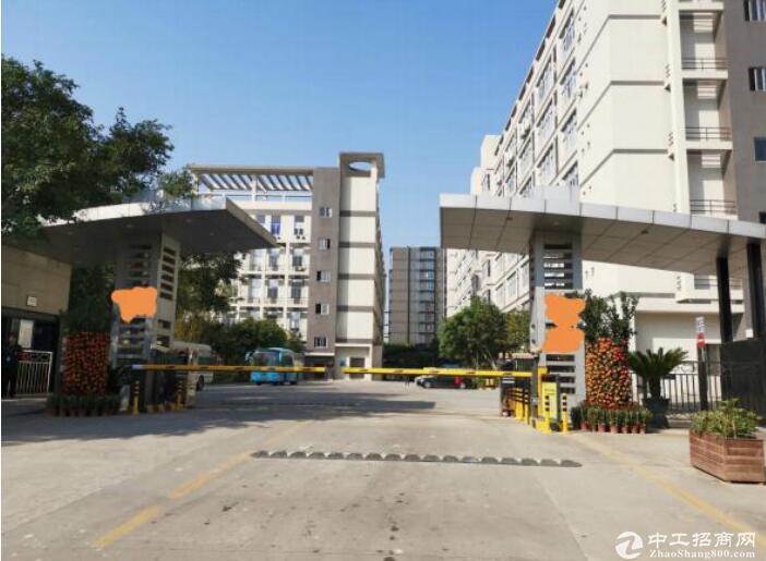 业主诚意出售深圳市九成新 超值红本豪华厂房 可清场