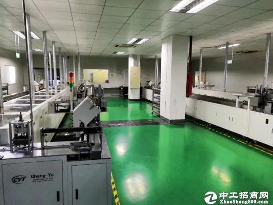 南山西丽科技园工业园内650平米厂房带装修办公室招租
