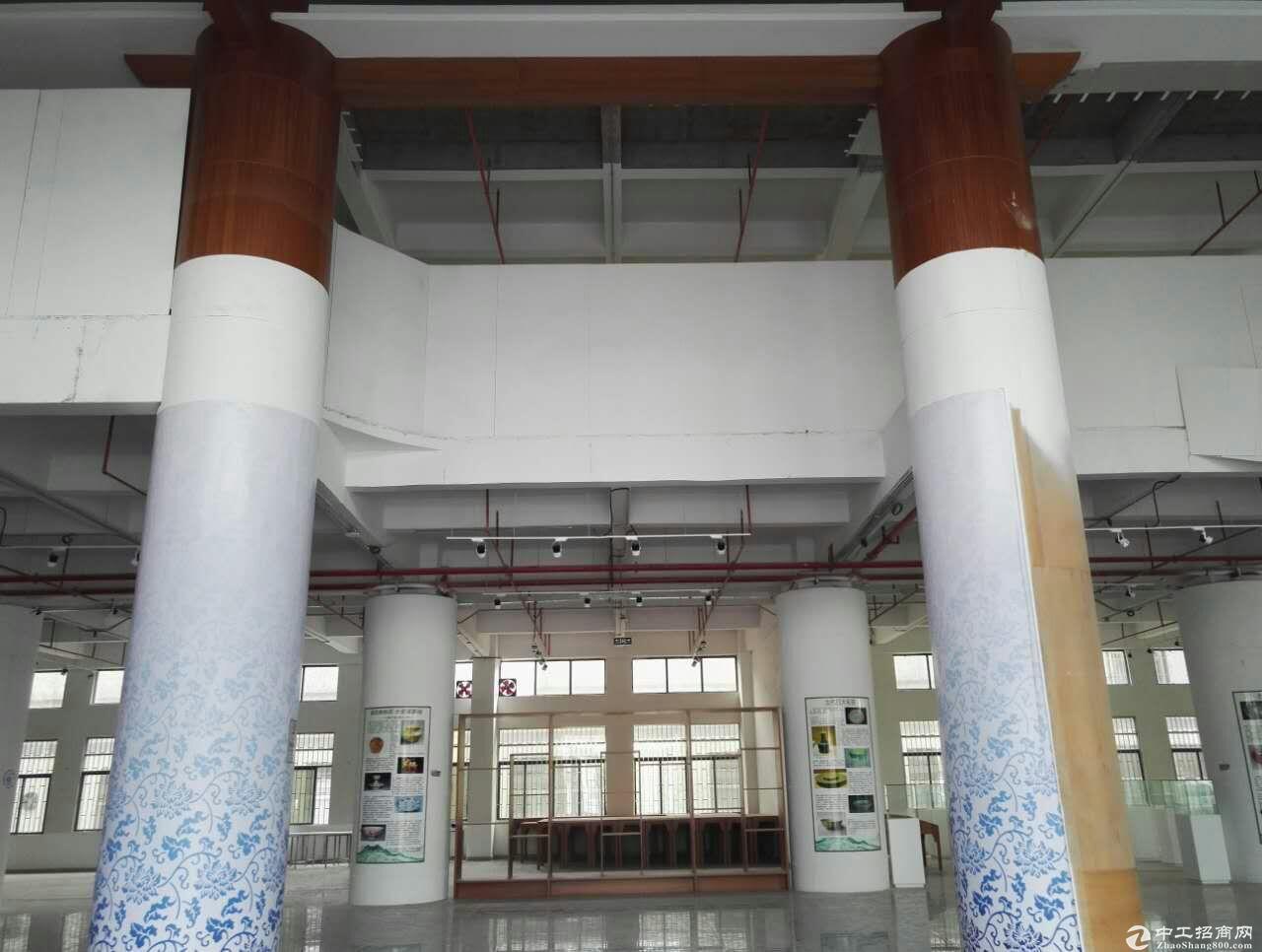 龙岗南联新出楼上带地坪漆厂房700平起租
