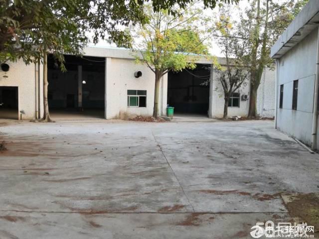 (出租) 坪地镇独院7米钢构厂房2600平方米招租可分租