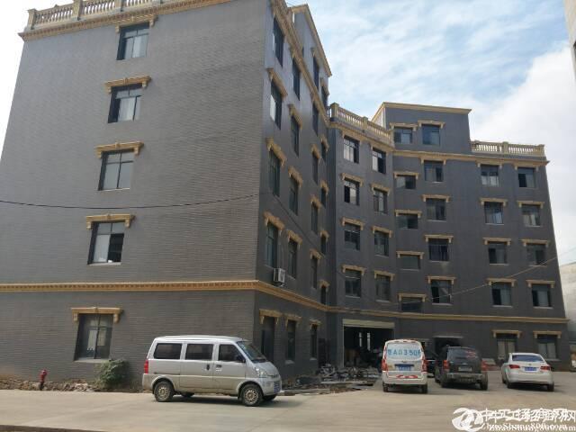黄陂横店7200平独栋厂房,可分割,带牛角地下车库,单栋