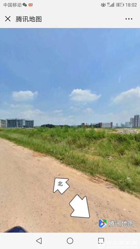 深圳工业地出售,占地36000平,建面127800平